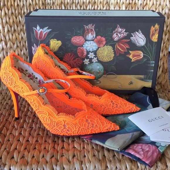 Gucci Shoes | Soldgucci Virginia Lace